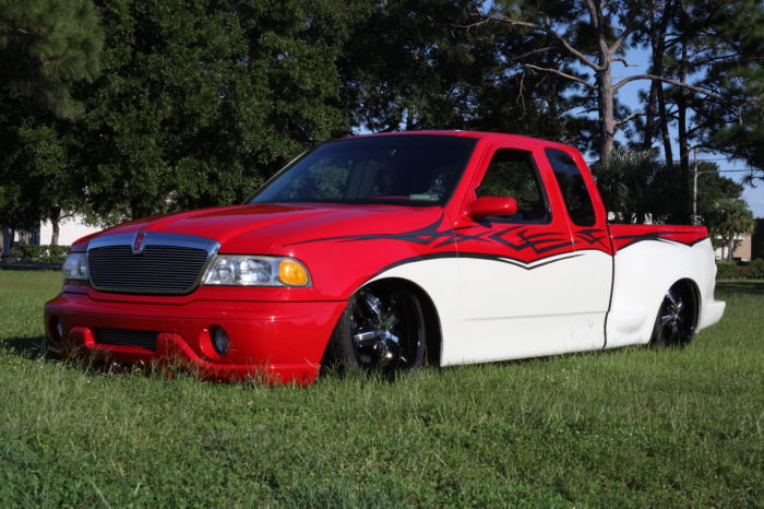 Custom F150 Air Ride