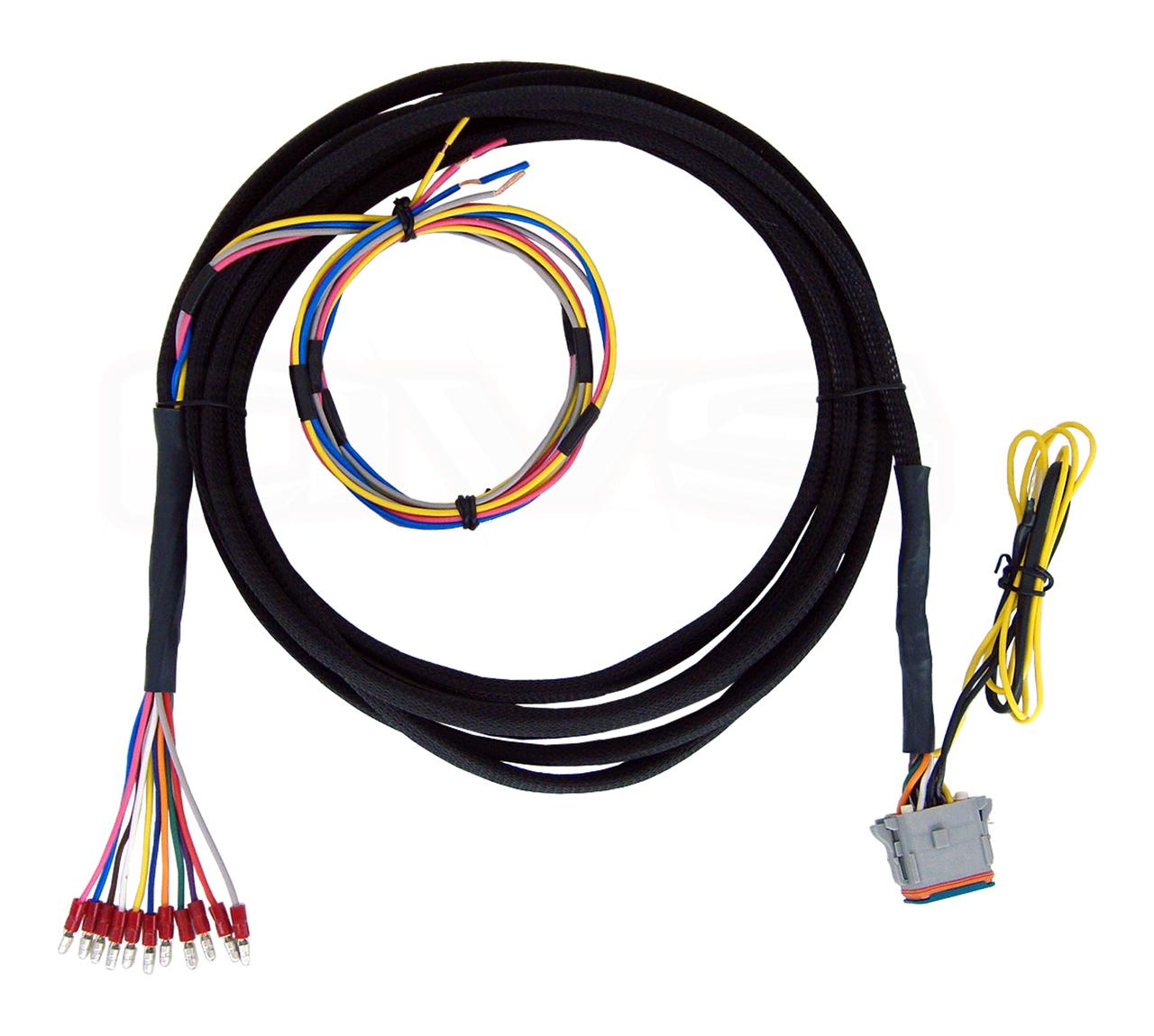 Accuiar Vu4 7 Switch Box Harness Enhanced Customs Wiring Accuair Avsswitchbox Wireharness