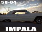 58-64 Chevy Impala